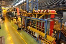 Череповецкое підприємство приступає до випуску декоративної металочерепиці