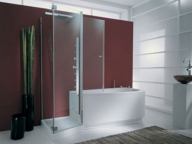 Додаткові функції душової кабіни