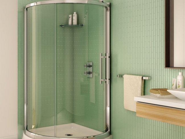 Критерії вибору душової кабіни