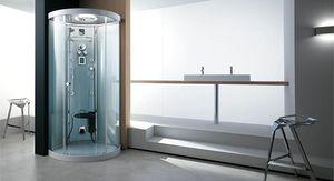 Гідромасажні кабіни дозволяють приймати душ з максимальним комфортом.