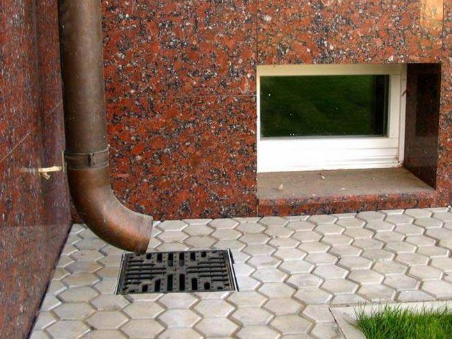 каналізаційна система