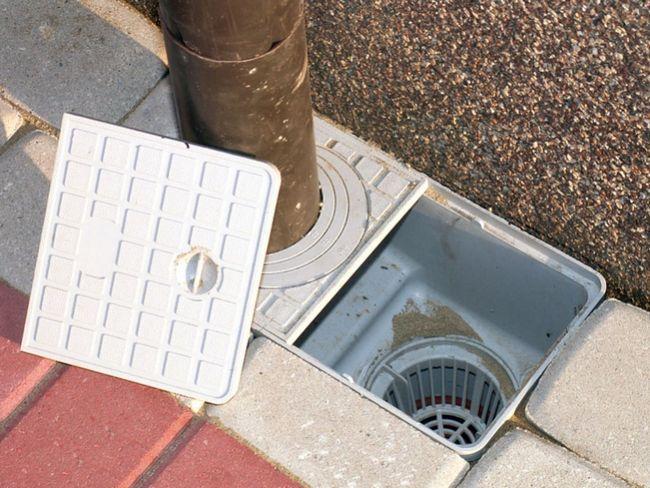 Вулична каналізаційна система