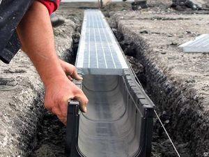 Матеріали для виготовлення зливової каналізації