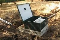 Пристрій автономної каналізації