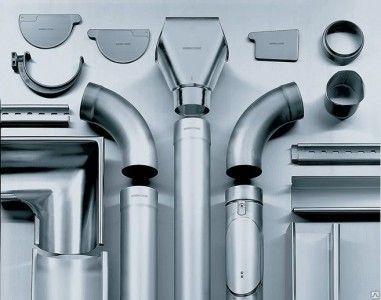 Елементи системи водостоку