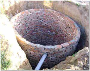 Зливна яма без відкачування