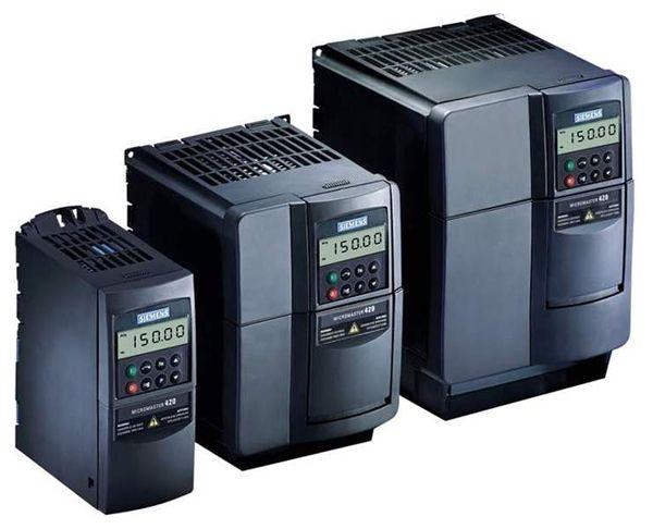 Частотні перетворювачі Siemens
