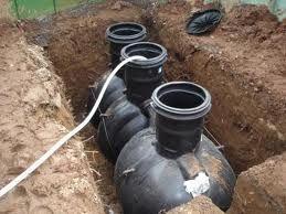 установка очищення стічних вод