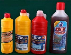 Який засіб для прочищення каналізаційних труб краще?