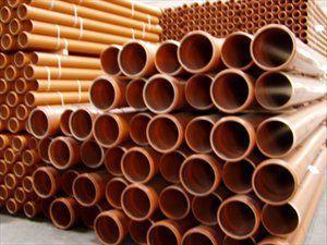 Зовнішні каналізаційні труби