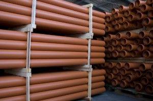 Пластикові труби для каналізації