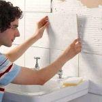 Клей для плитки в ванну - поради щодо вибору