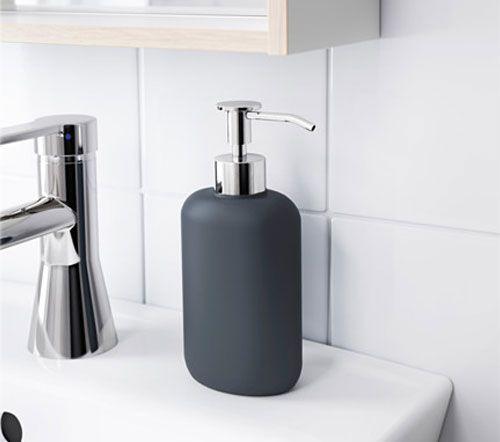 Компактний і стильний аксесуар вашої ванної кімнати - дозатор для мила
