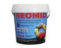 Нову захисно-декоративну просочення для дерева представив бренд «neomid»