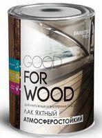 Новий декоративний атмосферостійкий лак для дерева представила компанія «abc farben»