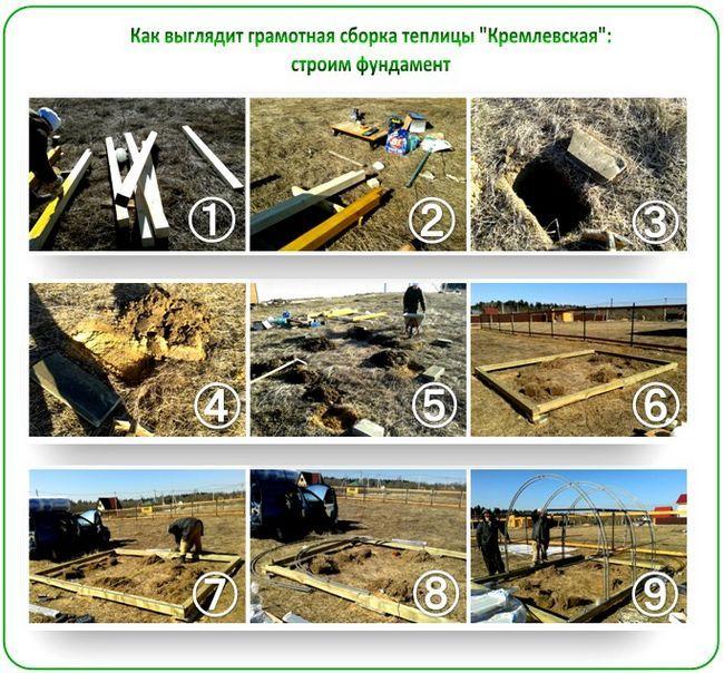 Огляд «кремлівських теплиць» моделей «Казка», «Зірка», «Люкс» та «Богатир»