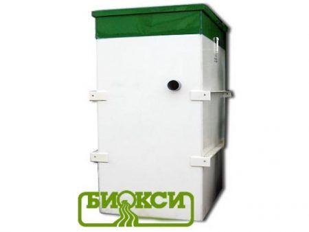 Зовнішній вигляд септика марки Біоксі