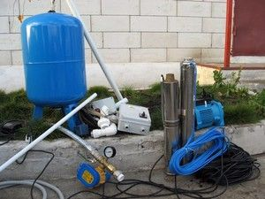 Опис процесу монтажу водопроводу в приватному будинку своїми руками