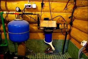 Нюанси використання гідроакумулятора для водопроводу приватного будинку
