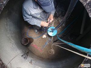 Монтаж насосного обладнання в заміському будинку.
