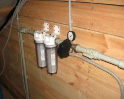 Здійснюємо розведення водопроводу в приватному будинку