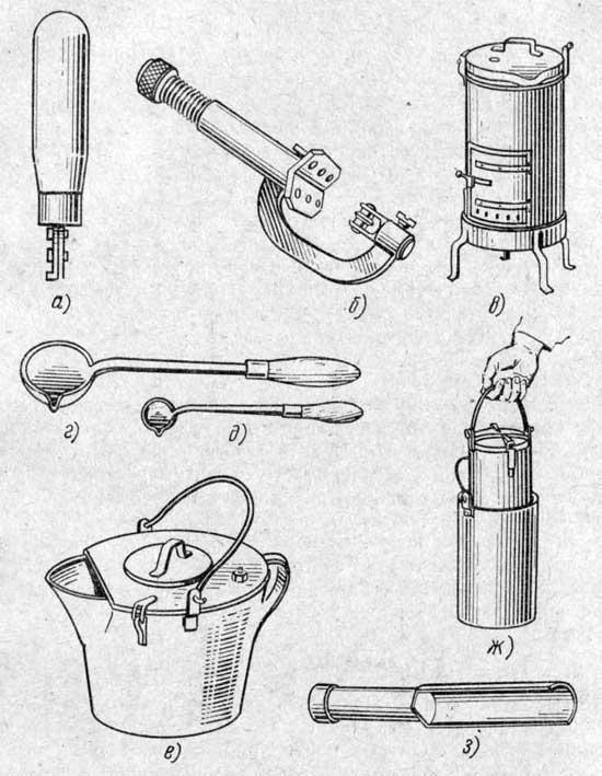 Спеціальні інструменти і пристосування