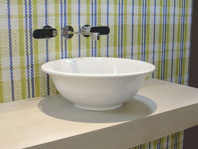 Вбудована раковина для ванної кімнати