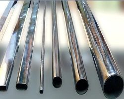 Застосування хромованих труб для виготовлення меблів