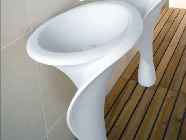 Сучасний раковини у ванні