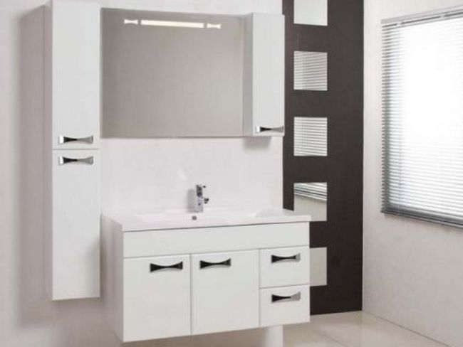 Види раковин для ванної