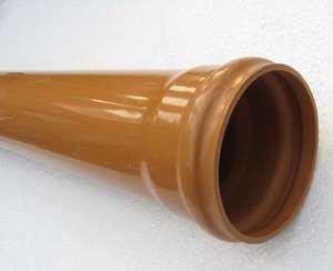 Розміри і параметри пвх труб для каналізації