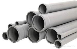 Розміри каналізаційних труб 110 і види трубної продукції