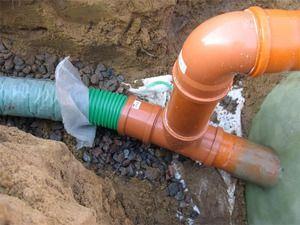 Ухил каналізації на один метр відповідно до вимог снип