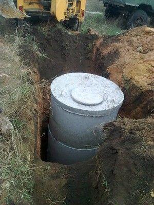 Як зробити зливну яму