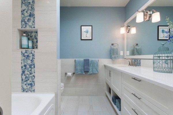 забарвлення ванній