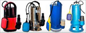 Занурювальні насоси потрібні для забезпечення якісного водопостачання.